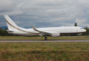 VQ-BOS - Private Boeing 737-800 BBJ aircraft