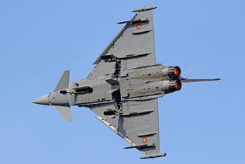 C.16-55 - Spain - Air Force Eurofighter Typhoon FGR.4
