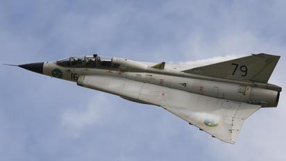 SE-DXP - Swedish Air Force Historic Flight SAAB SK 35C Draken