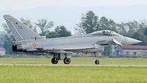 C.16-55 - Spain - Air Force Eurofighter Typhoon aircraft
