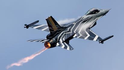 FA-123 - Belgium - Air Force General Dynamics F-16A Fighting Falcon