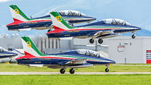 "MM54517 - Italy - Air Force ""Frecce Tricolori"" Aermacchi MB-339-A/PAN aircraft"