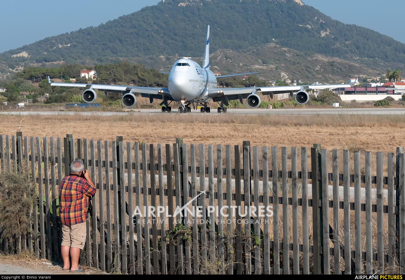 - Airport Overview LGRP aircraft at Rhodes - Diagoras