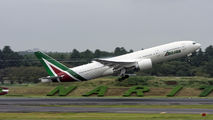 I-DISU - Alitalia Boeing 777-200 aircraft