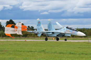 03 - Russia - Air Force Sukhoi Su-30SM