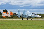03 - Russia - Air Force Sukhoi Su-30SM aircraft