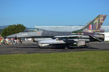 FA-129 - Belgium - Air Force General Dynamics F-16AM Fighting Falcon