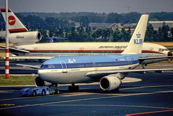 PH-AGK - KLM Airbus A310