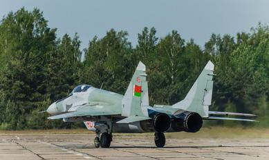 (UMMA) - Belarus - Air Force Mikoyan-Gurevich MiG-29