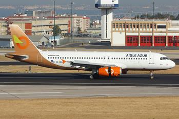 SX-ORG - Aigle Azur Airbus A320
