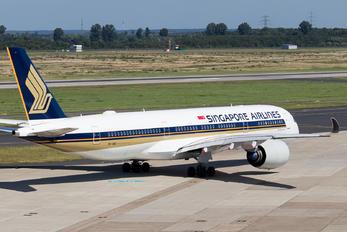 9V-SMA - Singapore Airlines Airbus A350-900
