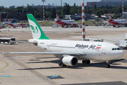 EP-MNP - Mahan Air Airbus A310 aircraft