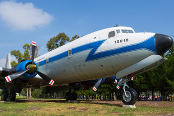 ETP-10018 - Mexico - Air Force Douglas DC-6A