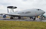 LX-N90447 - NATO Boeing E-3A Sentry aircraft