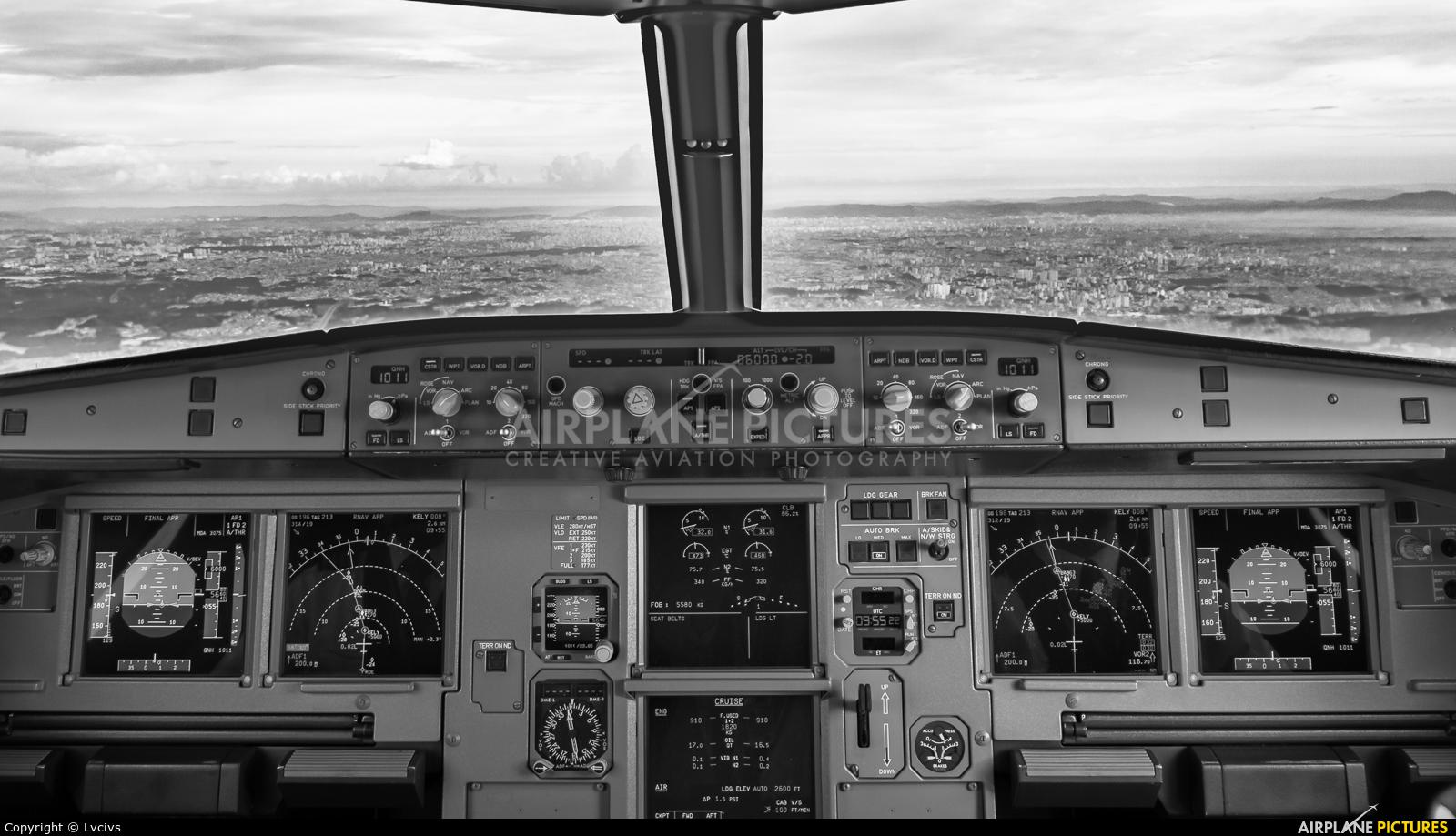 Undisclosed - aircraft at São Paulo - Congonhas
