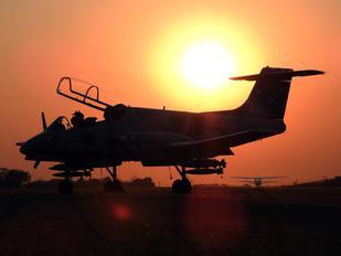 A-588 - Argentina - Air Force FMA IA-58 Pucara