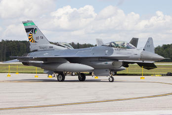 89-2098 - USA - Air Force Lockheed Martin F-16C Fighting Falcon
