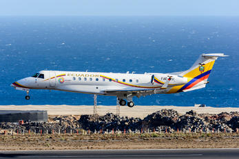 FAE-051 - Ecuador - Air Force Embraer ERJ-135 Legacy 600