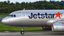 JA04JJ - Jetstar Japan Airbus A320 aircraft