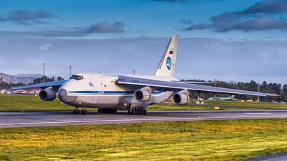 RA-82038 - 224 Flight Unit Antonov An-124