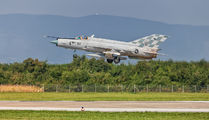 117 - Croatia - Air Force Mikoyan-Gurevich MiG-21bisD aircraft