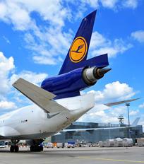 D-ALCI - Lufthansa Cargo McDonnell Douglas MD-11F