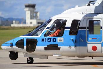 JA910A - Japan - Coast Guard Sikorsky S-76D