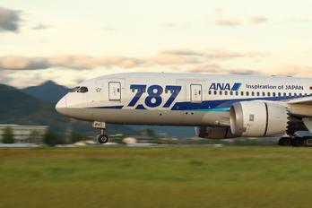 JA819J - ANA - All Nippon Airways Boeing 787-8 Dreamliner