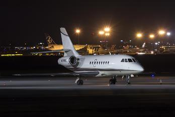 N711PE - Private Dassault Falcon 2000 DX, EX