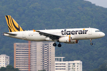 9V-TAR - Tigerair Airbus A320