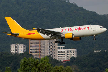 B-LDD - Air Hong Kong Airbus A300F
