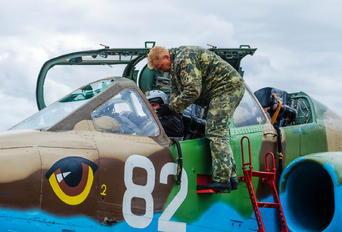 UMLI - Belarus - Air Force Sukhoi Su-25
