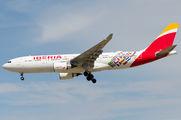 EC-MKI - Iberia Airbus A330-200 aircraft