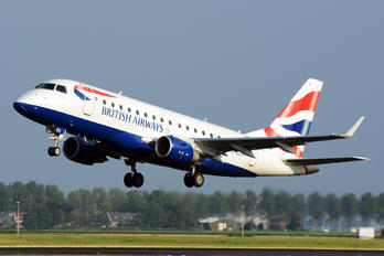 G-LCYI - British Airways - City Flyer Embraer ERJ-170 (170-100)