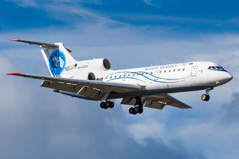RA-42328 - Saratov Airlines Yakovlev Yak-42