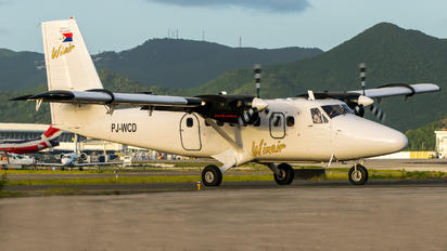 PJ-WCD - Winair de Havilland Canada DHC-6 Twin Otter