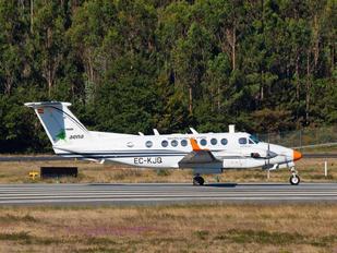 EC-KJQ - SENASA Beechcraft 300 King Air 350