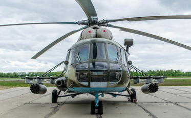 UMLI - Belarus - Air Force Mil Mi-8MT