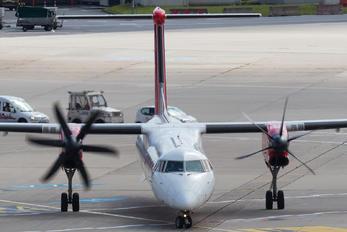 - - Air Berlin de Havilland Canada DHC-8-400Q / Bombardier Q400