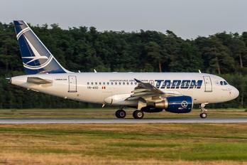 YR-ASD - Tarom Airbus A318