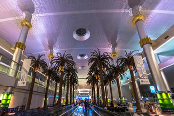 DXB - - Airport Overview - Airport Overview - Terminal Building