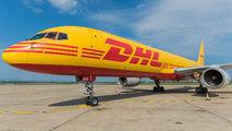 G-BIKR - DHL Cargo Boeing 757-200F aircraft