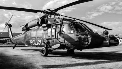 PNC-0600 - Colombia - Police Sikorsky UH-60L Black Hawk