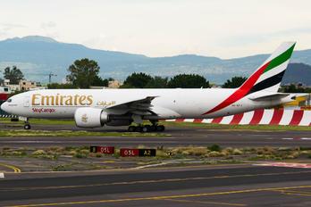 A6-EFJ - Emirates Sky Cargo Boeing 777F