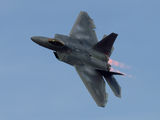 08-4162 - USA - Air Force Lockheed Martin F-22A Raptor aircraft