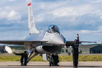 92-0893 - USA - Air Force General Dynamics F-16CM Fighting Falcon