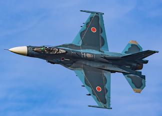 43-8529 - Japan - Air Self Defence Force Mitsubishi F-2 A/B