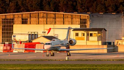 N273A - Private Gulfstream Aerospace G-V, G-V-SP, G500, G550