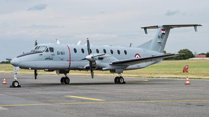 SU-BLA - Egypt - Air Force Beechcraft 1900C Airliner