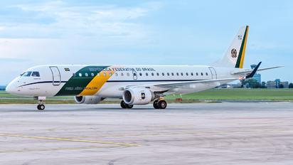 2591 - Brazil - Air Force Embraer ERJ-190-VC-2